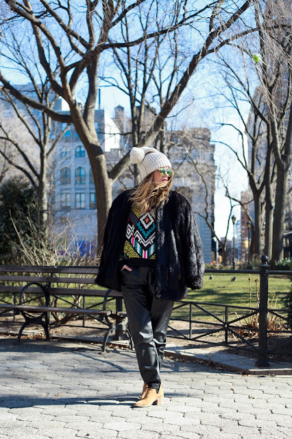 NY Style Map: Feeling a 90s Snap in NYC