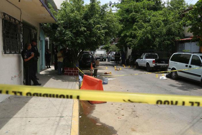 Hallan a tres decapitados en zona urbana de Acapulco