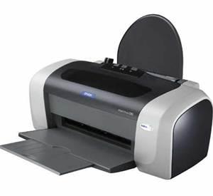 imprimante epson stylus c66