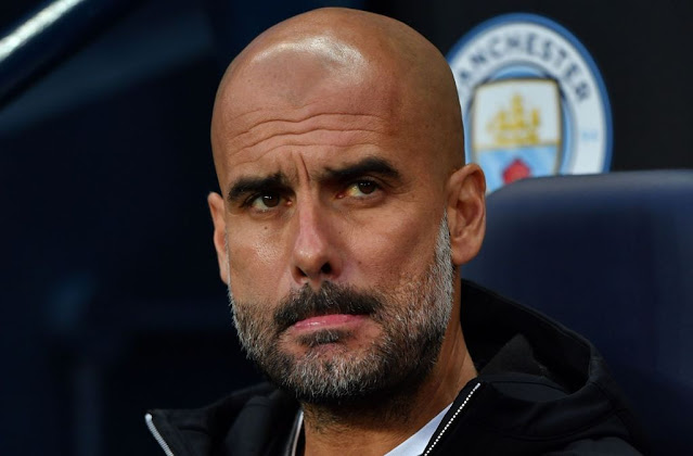 My players can do better - Pep Guardiola
