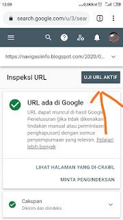 Cara mengaktifkan URL Link
