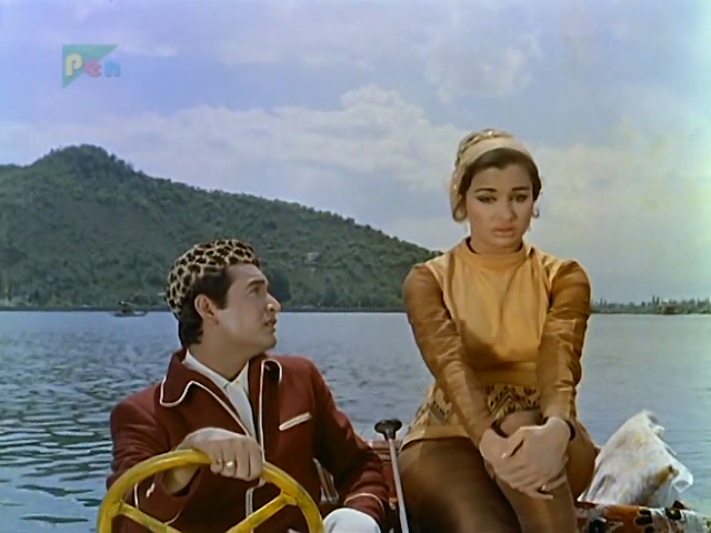 Mere Sanam 1965 Hindi 720p DVDRip
