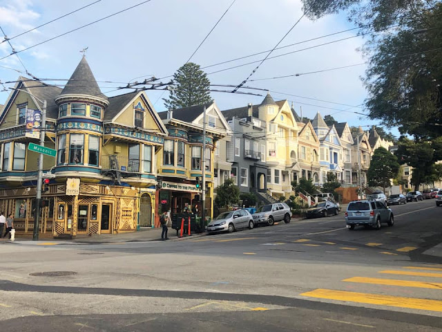 visite de Haight-Ashbury San Francisco