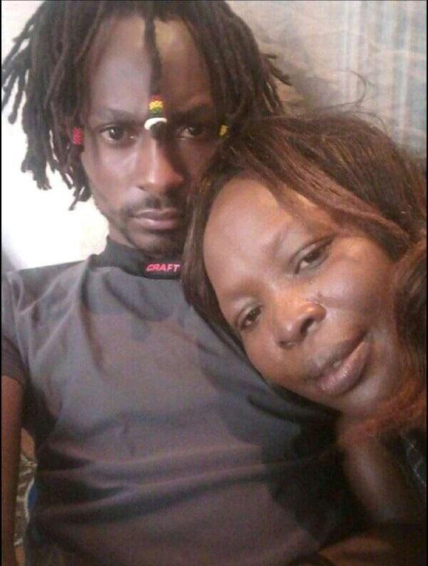rasta%2Bbaby%2B%2B6jpg - Kenyan BEN 10 splashes steamy PHOTOs with his sugar-mummy- He was licking the aging woman like a lollipop.