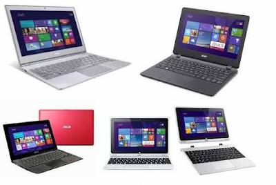 Harga Laptop Murah Terbaru