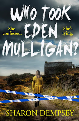 Who Took Eden Mulligan? by Sharon Dempsey book cover
