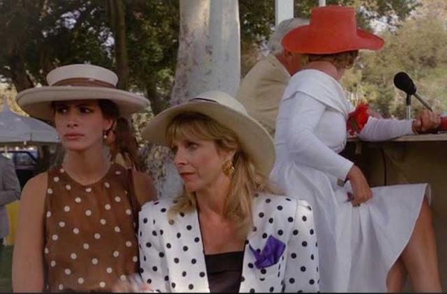 cena do filme uma linda mulher no jockey