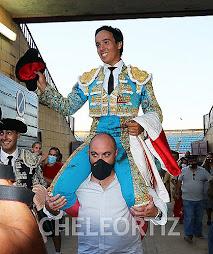Alvaro Seseña Aranjuez Toros