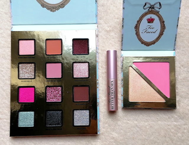 TOO FACED - Enchanted Beauty Unbearably Glam (collection Noël 2020)