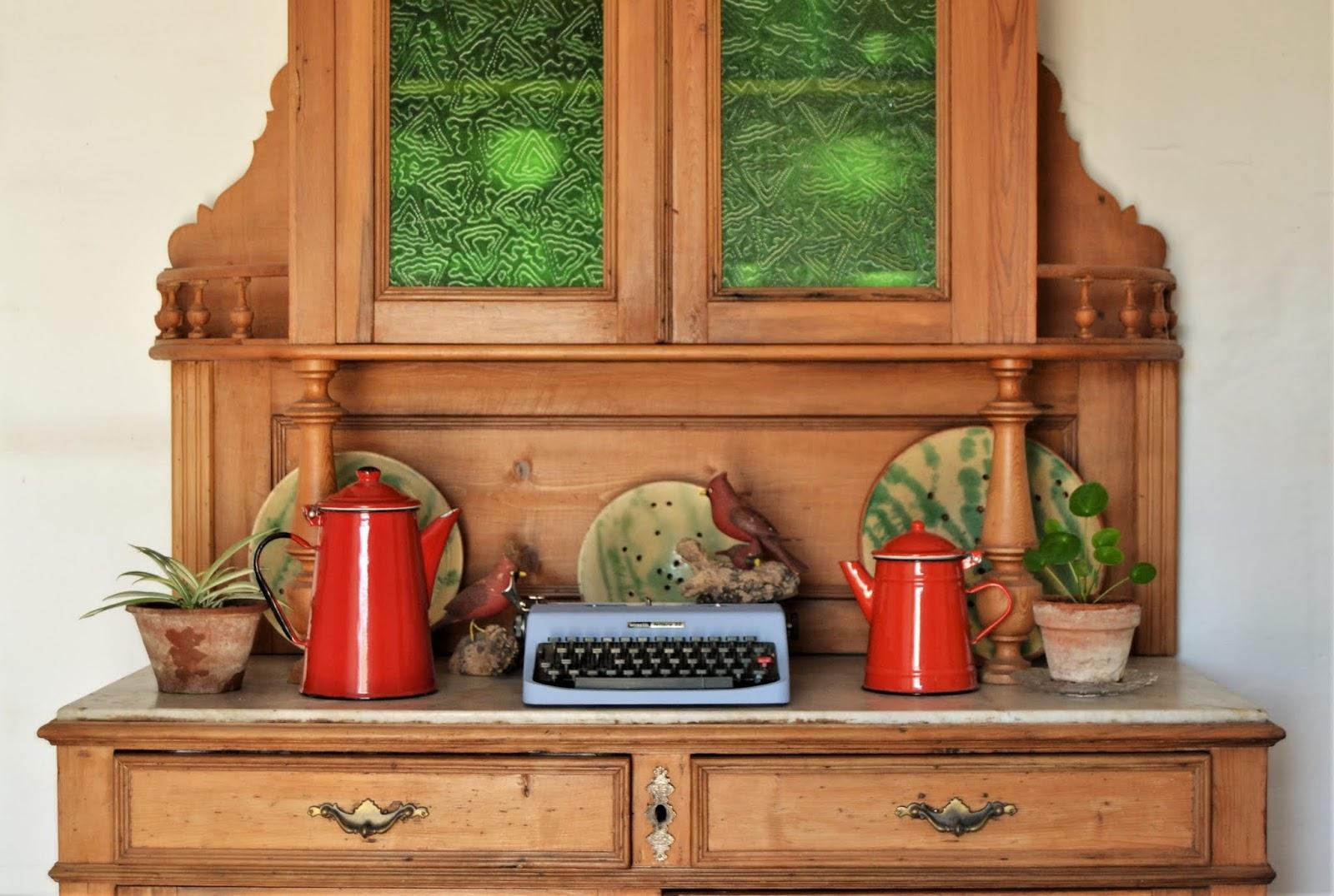 Como decorar con máquinas de escribir ideas y claves para decorar con ellas