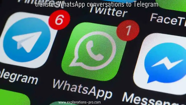 how to connect whatsapp to telegram
