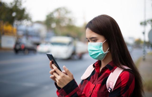 تطبيق جديد يمكنه إخبارك حال خالطت أحد حاملي فيروس كورونا