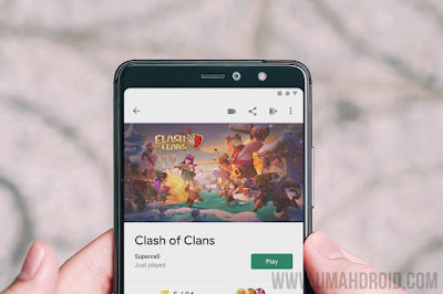 Fungsi Google Play Games di Android