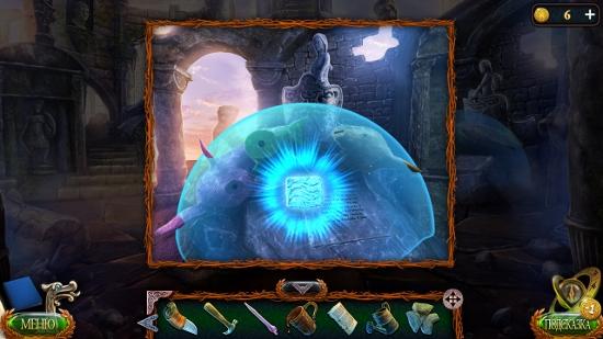 ставим символ воды в игре затерянные земли 4 скиталец