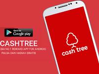 Cara Mendapatkan Pulsa Gratis Setiap Hari dari Cashtree