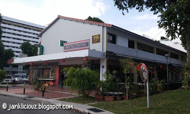 Spicy Thai-Thai Cafe