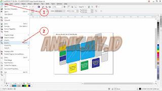 tutorial, corel draw, tutorial corel draw, corel to jpg,