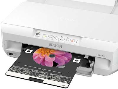 Epson Colorio EP-306ドライバーのダウンロード