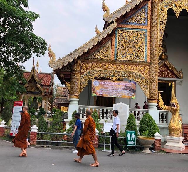 Wat Phra Singh (Temple of Lion Buddha) - Chiang Mai - Tailândia