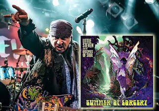 Little Steven & The Disciples Of Soul – Summer Of Sorcery