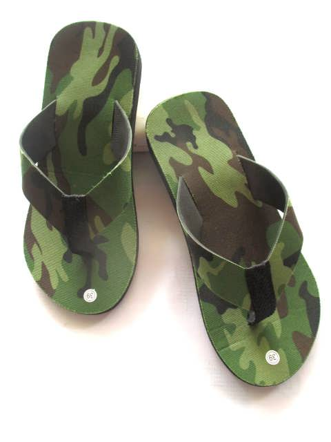 Sandal Loreng Pria murah - Pabrik Sandal Bandung