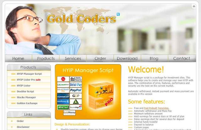 Хайп скрипты GoldCoders