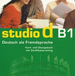 دروس وتمارين لتعلم اللغة الالمانية لمستوى studio d B1