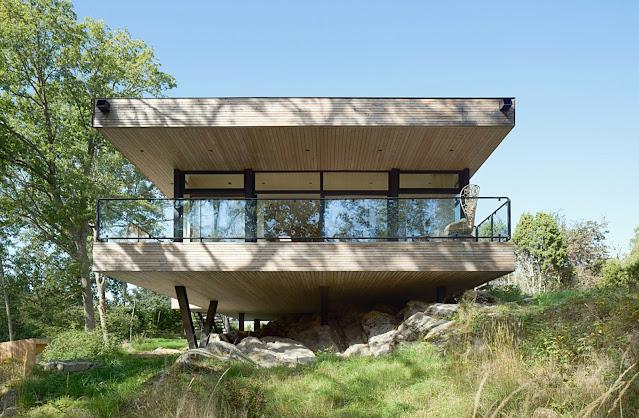 Architecture: Stilt houses