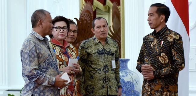 Miris, Jokowi Tolak Keluarkan Perppu KPK Tapi Beri Grasi Untuk Napi Korupsi