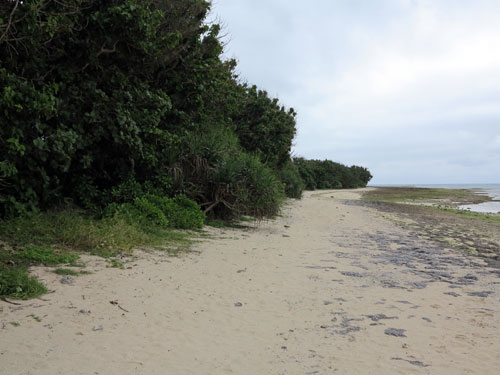 Kaiji Beach, Taketomi, Yaeyama, Okinawa, Japan