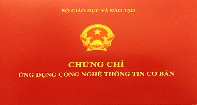 Học chứng chỉ CNTT cấp tốc 03-2021 tại Biên Hòa