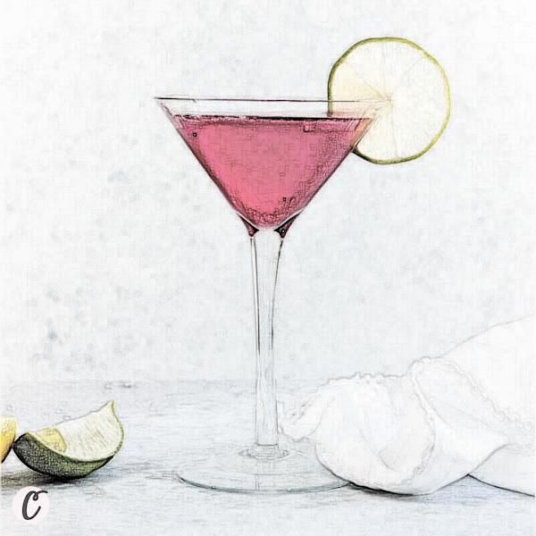 Cosmopolitan 🍸 Cocktail