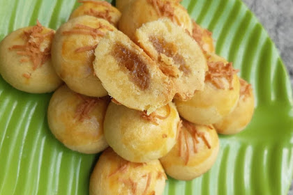 Resep Kue Nastar Cinta Spesial Lezatnya