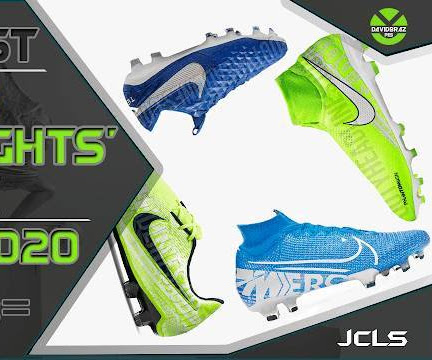 PES 2013 New Lights Pack Boots 2019/2020 HD