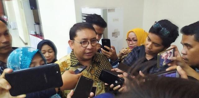 Fadli Zon: Stafsus Milenial Cuma Pencitraan Jokowi