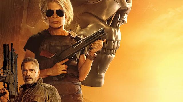 Terminator 6 Dark Fate Wallpaper