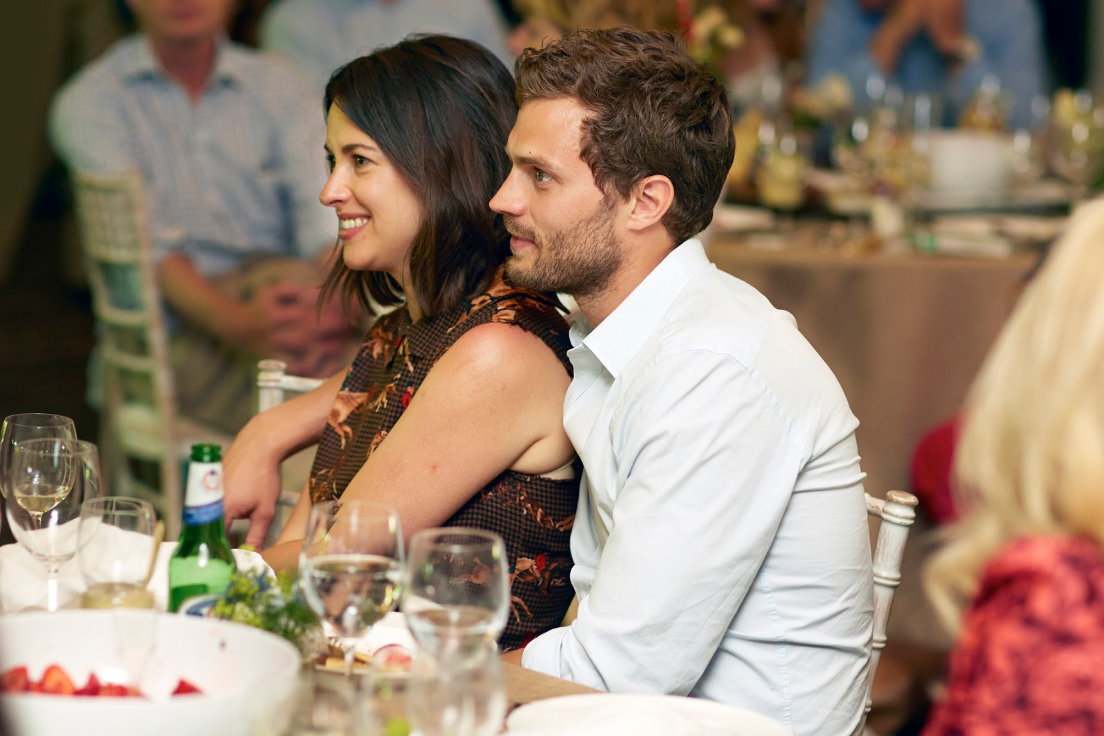 New Old Pictures Of Jamie And Amelia At Guy Ritchie S Charity Event June 2017