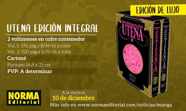 Edición Integral de Utena