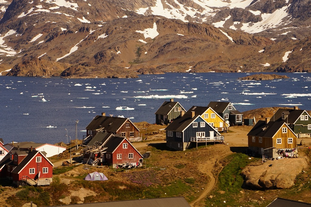 history of greenland
