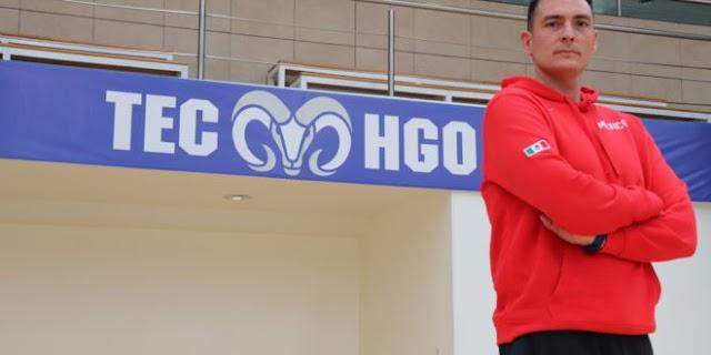 Sergio Molina es el nuevo entrenador de la selección mexicana