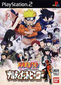 Descargar Naruto Narutimate Hero PS2