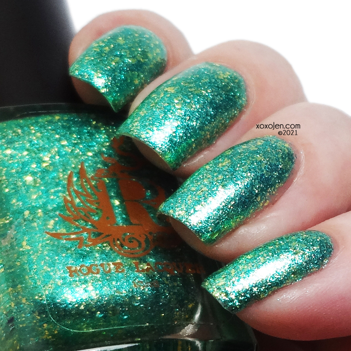 xoxoJen's swatch of Rogue Lacquer Hella Good Costumes