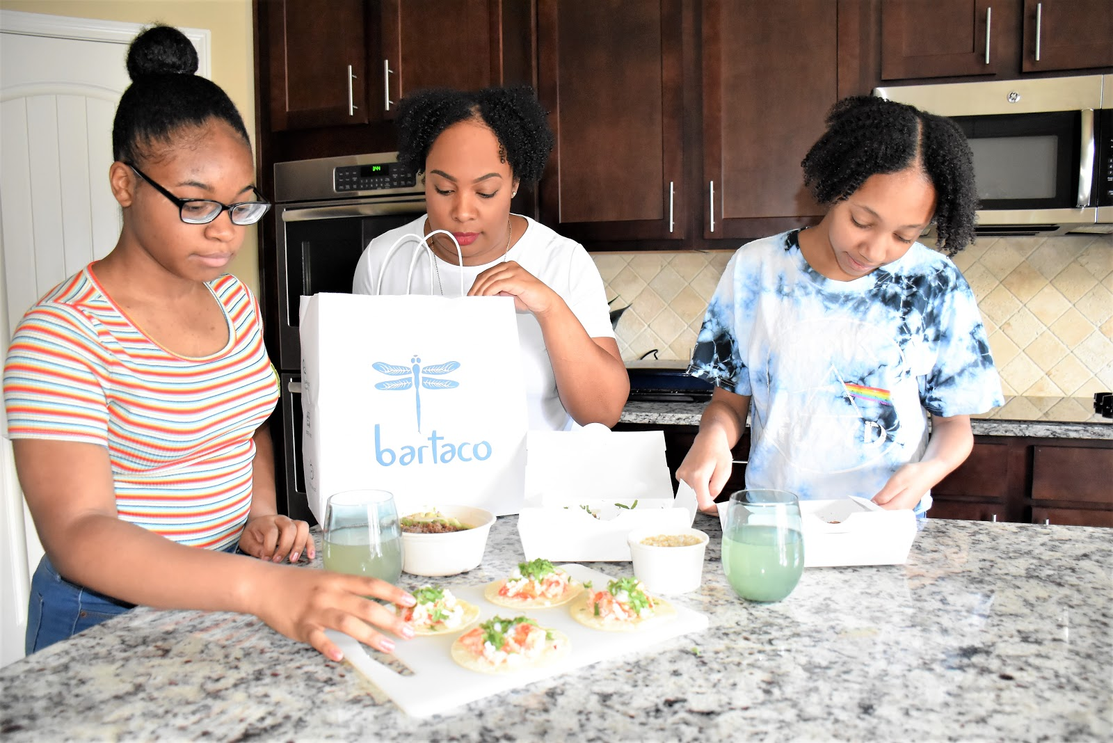 Summer Eats with bartaco's Tasty Lobster Tacos