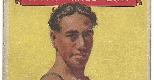 Pack War: Vintage Card Of The Month: 1933 Goudey Sport ...