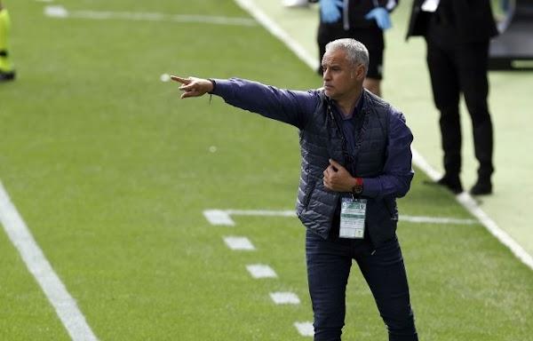 """Pellicer - Málaga -: """"Ha sido el partido más completo de toda la temporada"""""""