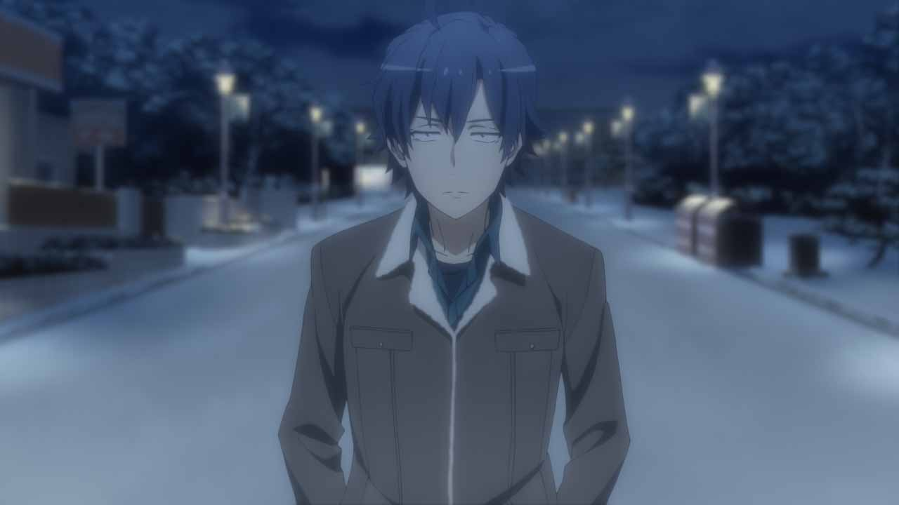 OreGairu Temporada 3 - Episodio 1