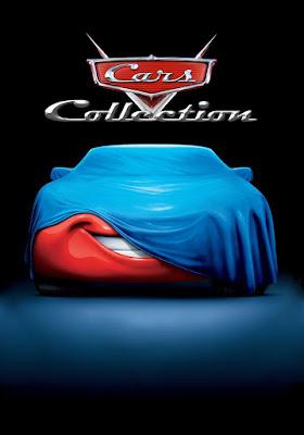 COMBO Cars Colección DVDHD Dual Latino 5.1 + Sub