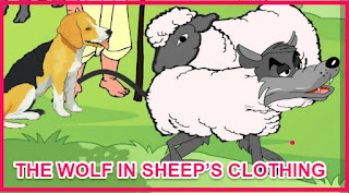 wolf in sheeps clothing quotes | VERY SHORT STORIES FOR KIDS