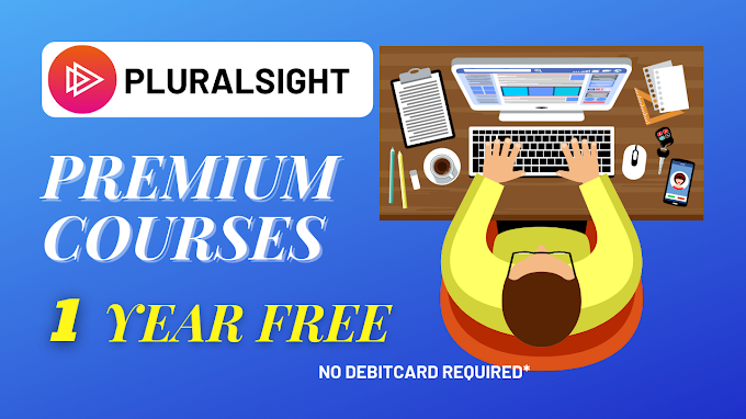 How to get Pluralsight courses free for 1 year   Access Pluralsight Premium Courses   Pluralsight free courses