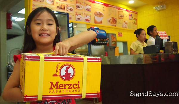 Merzci Bacolod pasalubong box - Things to Do in Bacolod - Bacolod blogger
